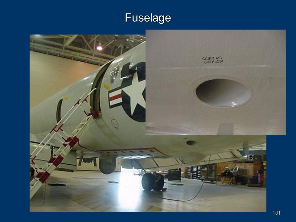 101 Fuselage