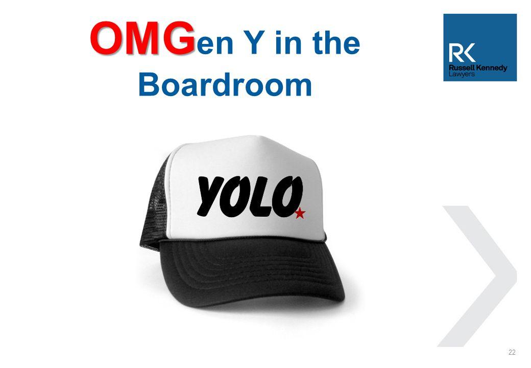 OMG OMG en Y in the Boardroom 22