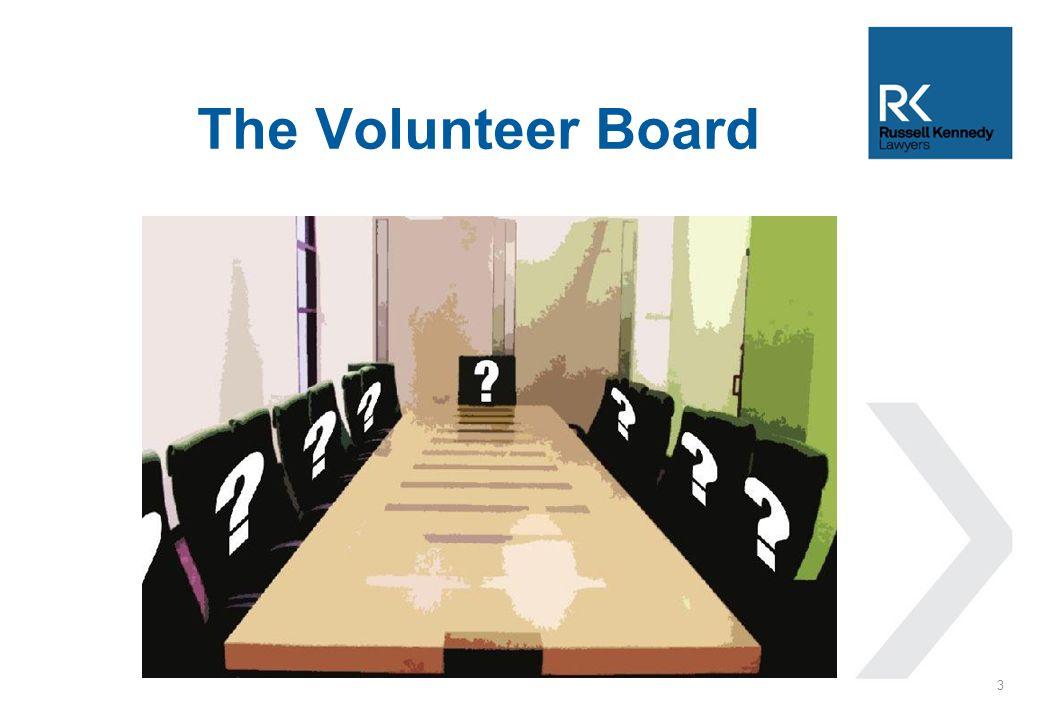 3 The Volunteer Board