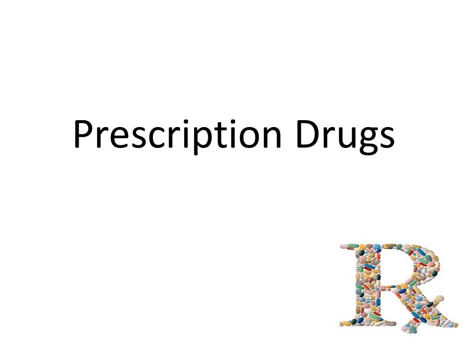 What is prescription drug abuse.