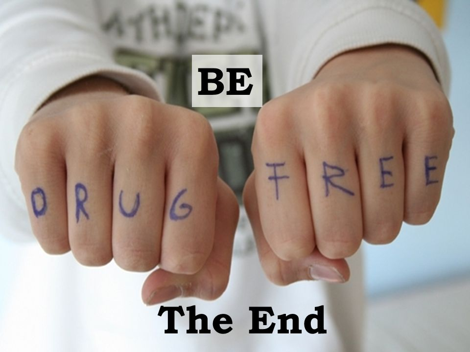 BE The End