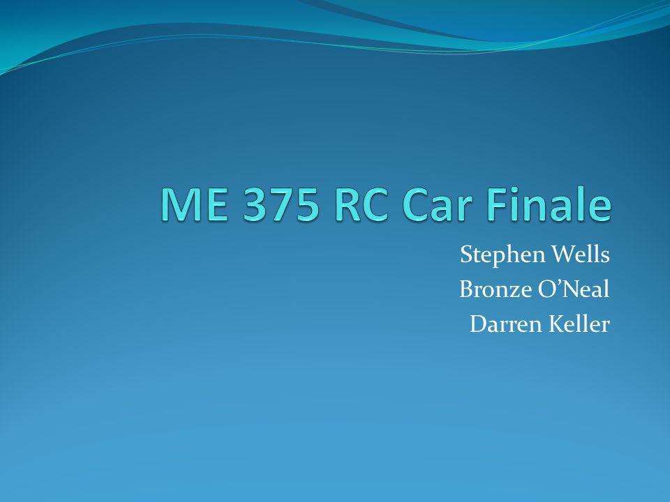 Stephen Wells Bronze O'Neal Darren Keller