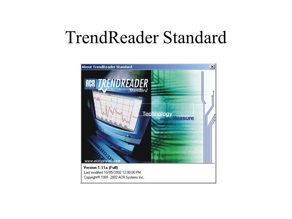 TrendReader Standard