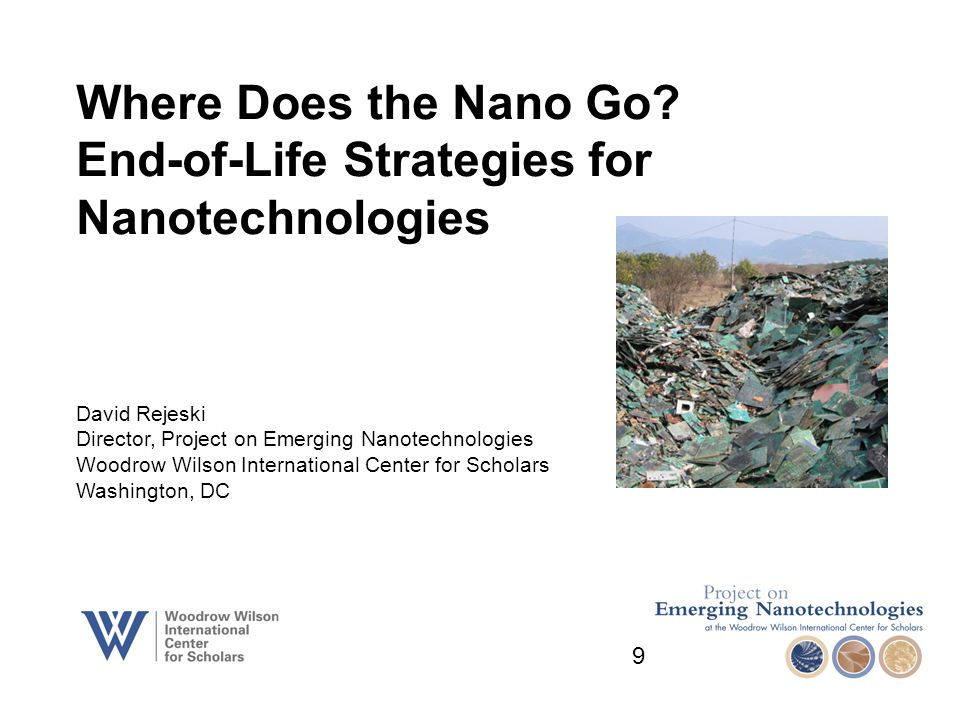 Where Does the Nano Go.