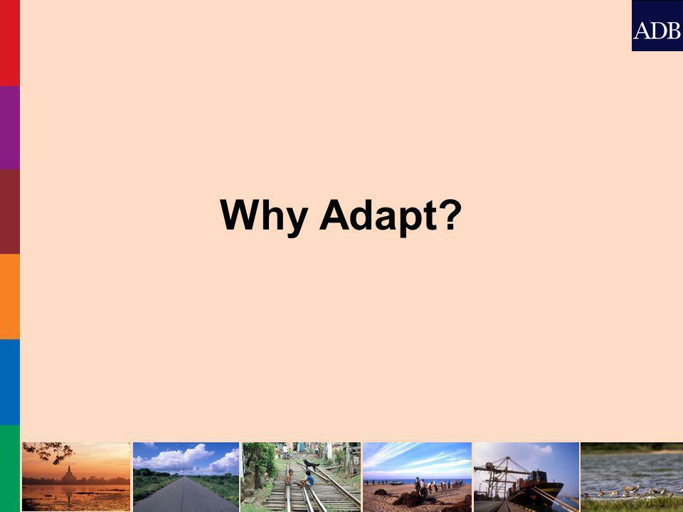 Why Adapt?