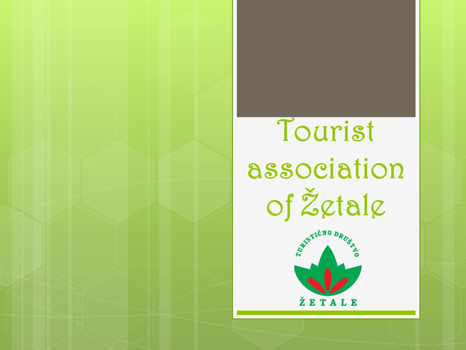 Tourist association of Žetale