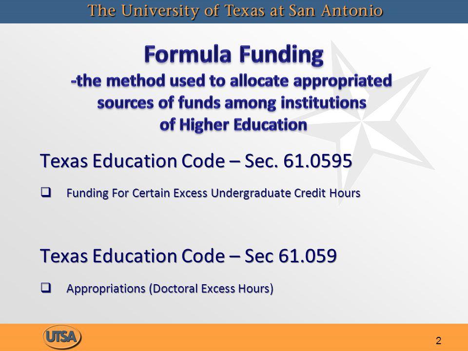 2 Texas Education Code – Sec.