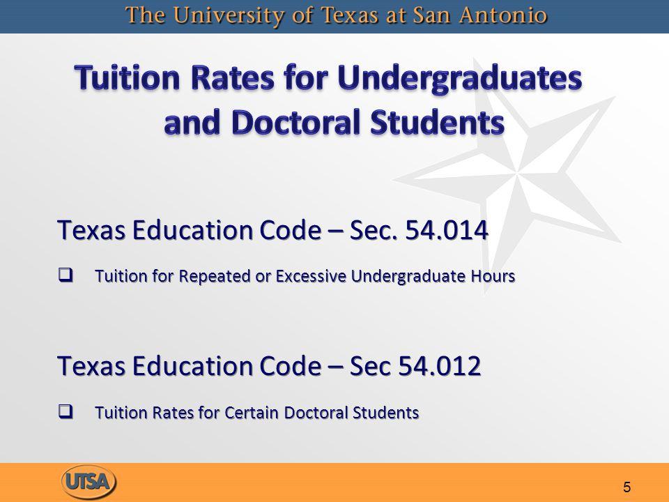 5 Texas Education Code – Sec.