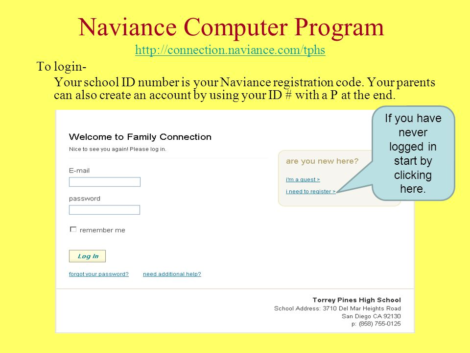 Naviance Features Scholarship Opportunities – Find out what scholarships are available to you.