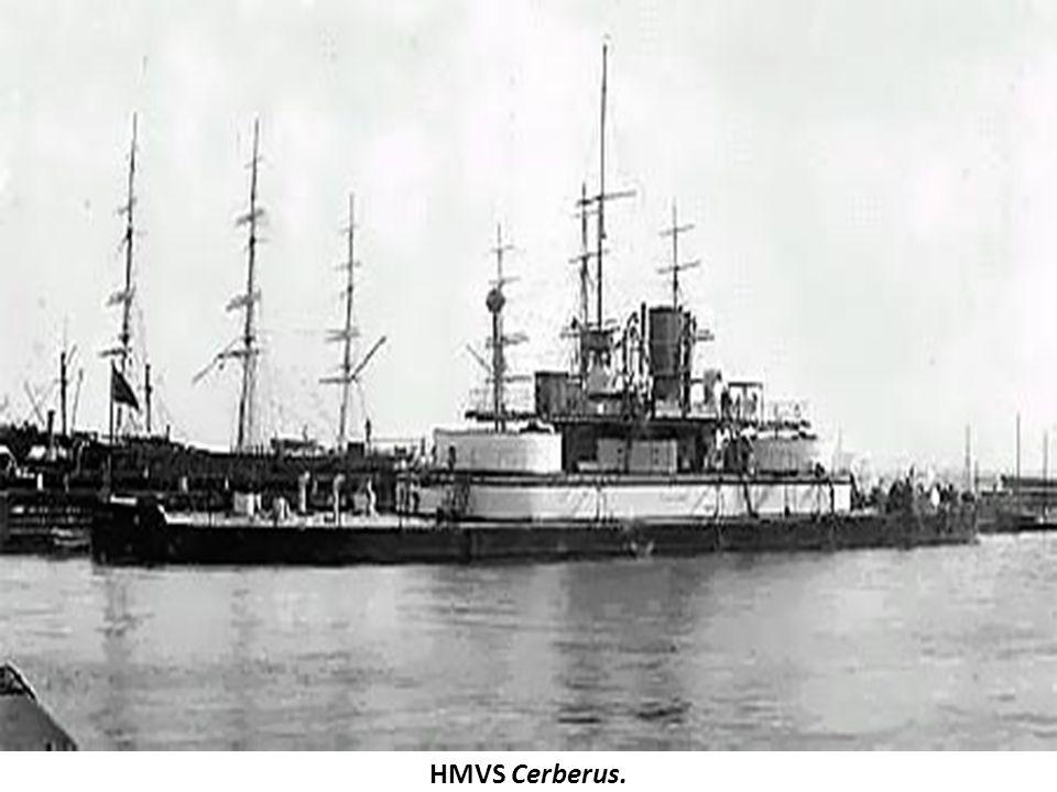 HMVS Cerberus.
