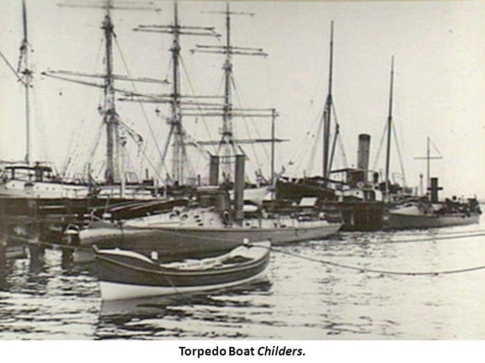 Torpedo Boat Childers.