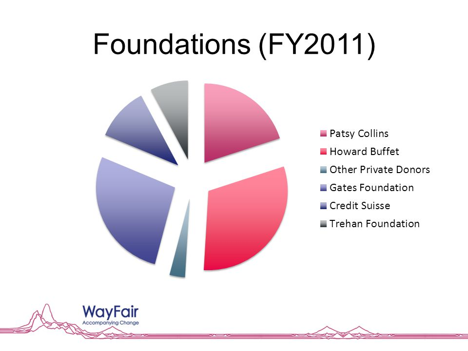 Foundations (FY2011)