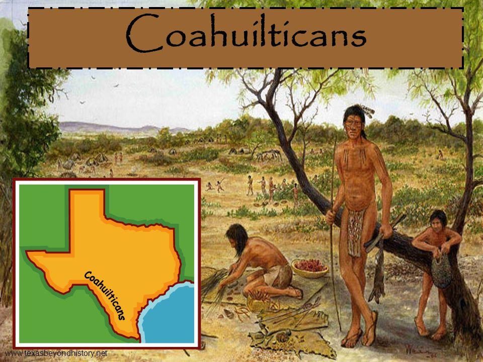 Coahuilticans www.texasbeyondhistory.net