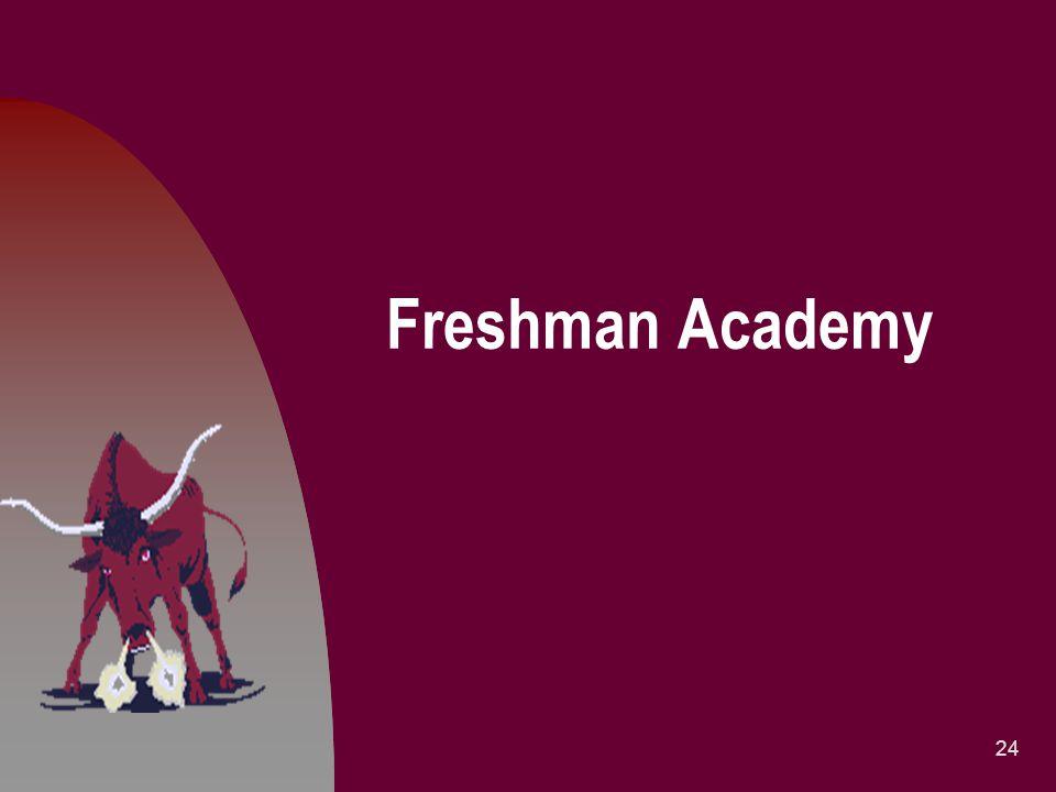 Freshman Academy 24