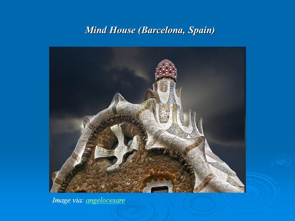 Mind House (Barcelona, Spain) Image via: angelocesareangelocesare
