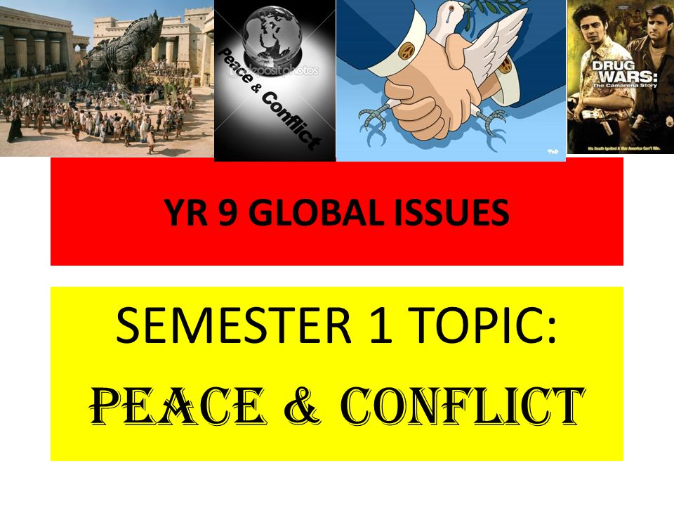 What is Global Issues.