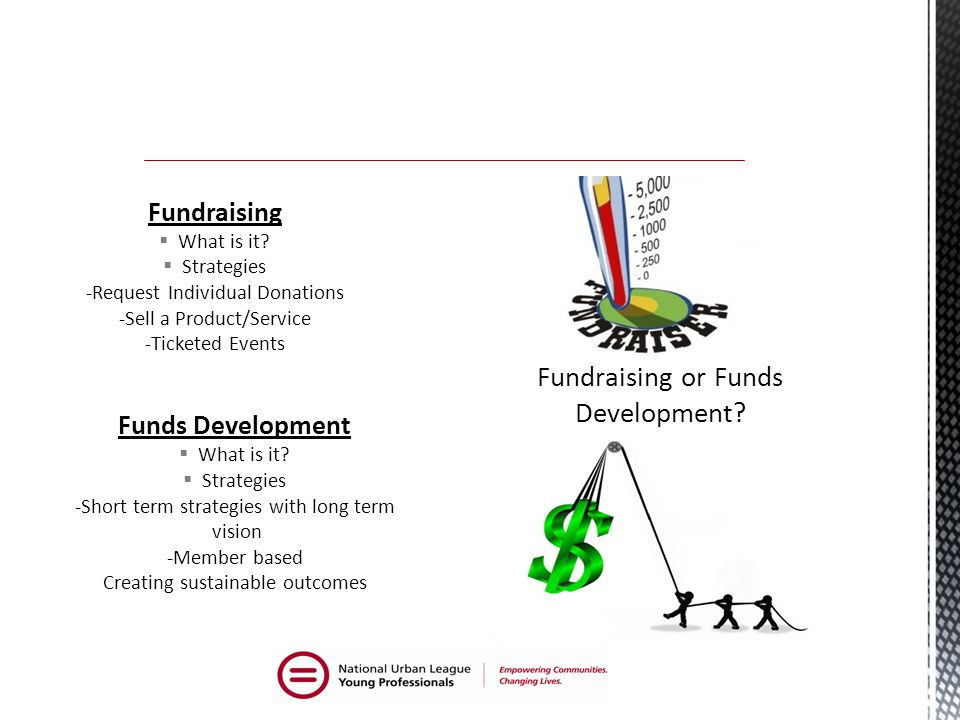 Funds Development  What is it.