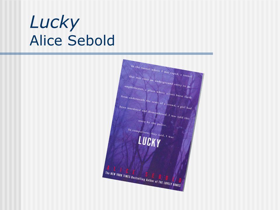 Lucky Alice Sebold
