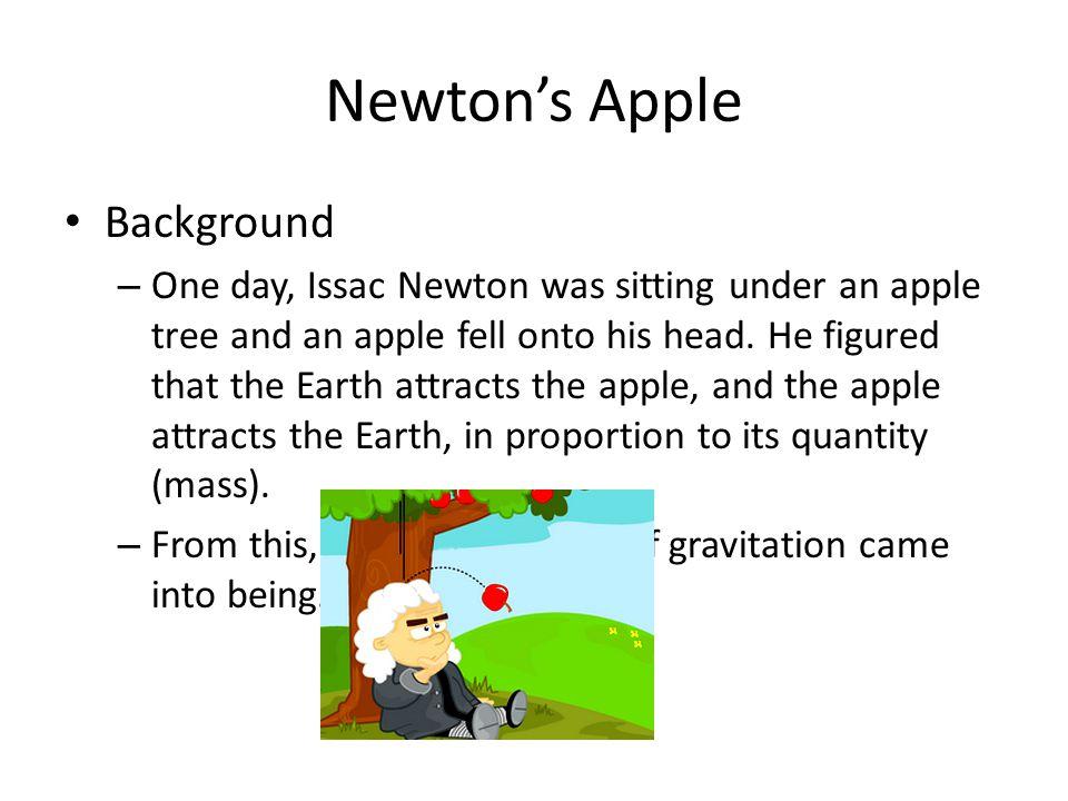 Newton's Apple