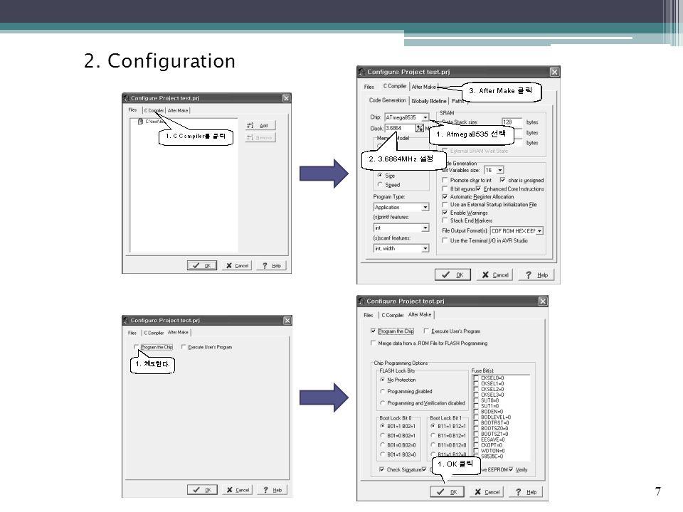 2. Configuration 7