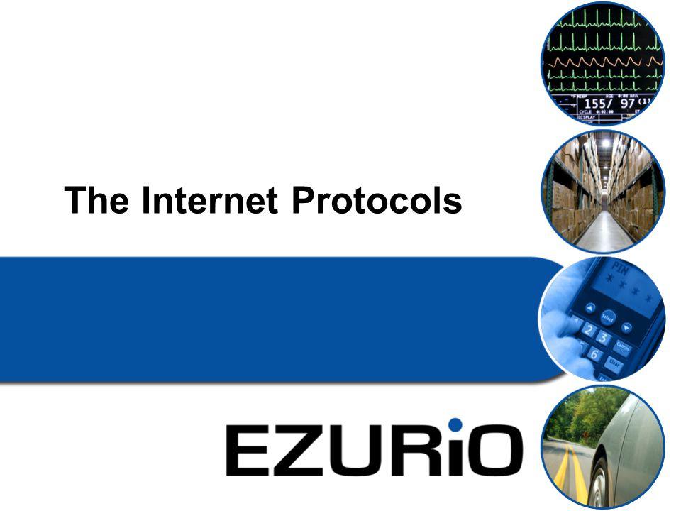 The Internet Protocols