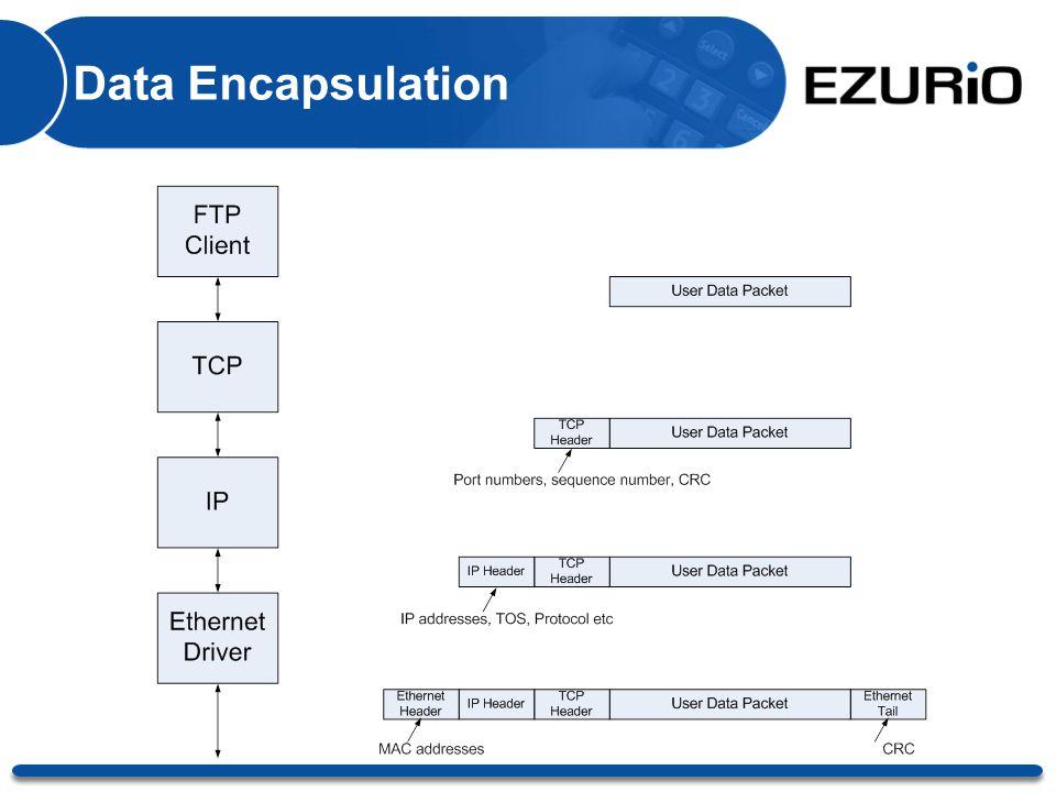 Data Encapsulation