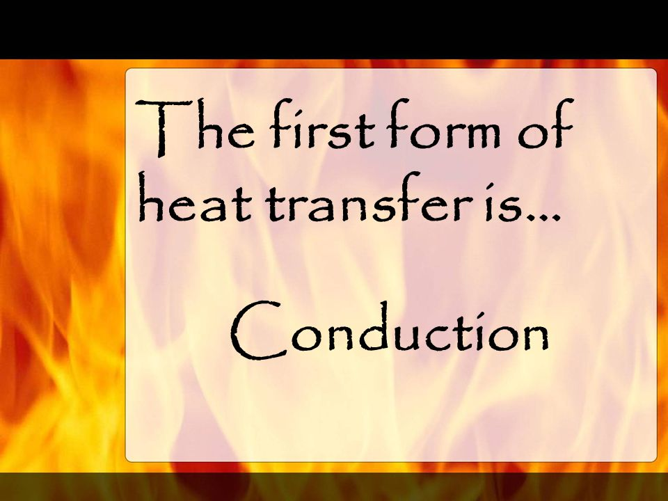 The wave becomes heat when it hits an object.