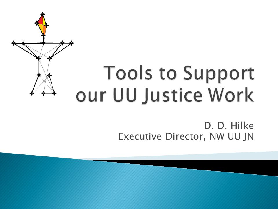 D. D. Hilke Executive Director, NW UU JN