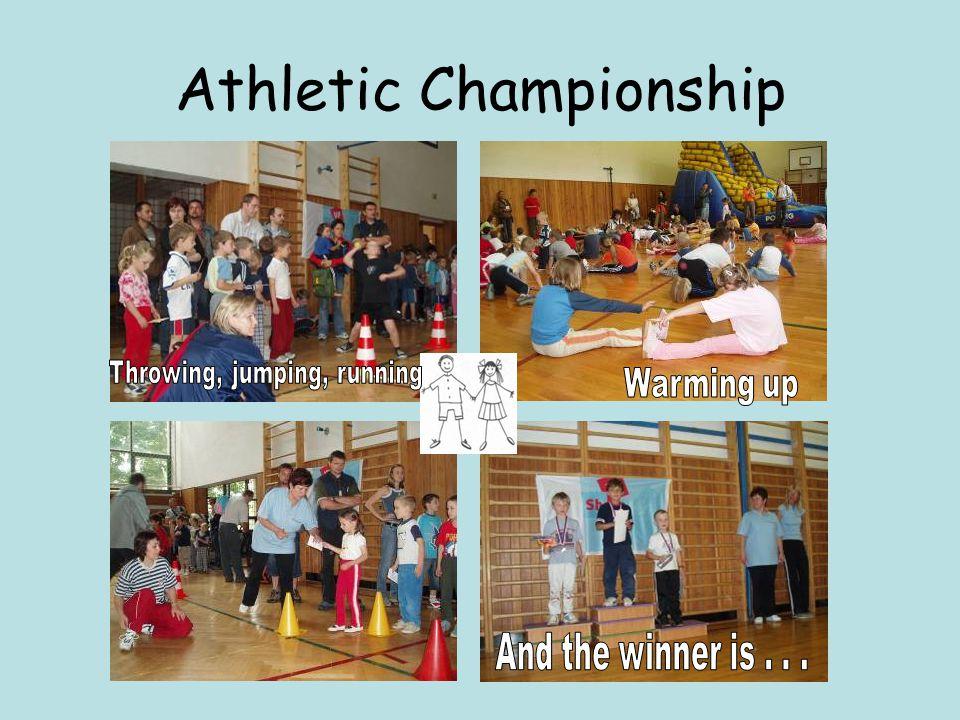 Athletic Championship