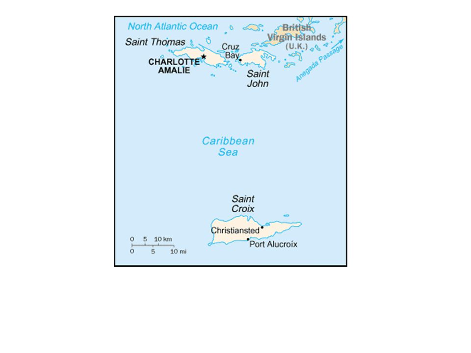 U.S. in the Caribbean