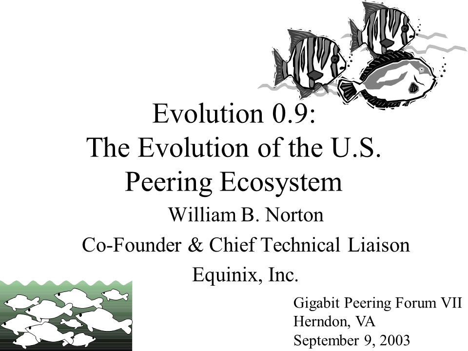 Evolution 0.9: The Evolution of the U.S.