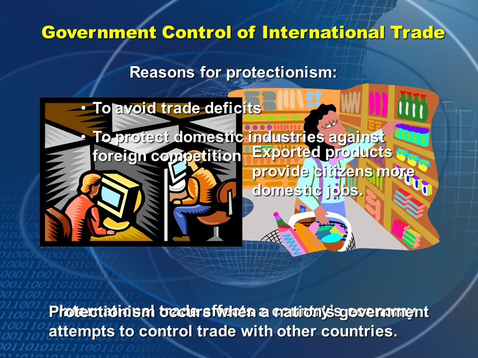 Cultural and Political Differences Cultural differences include: LanguageLanguage ReligionReligion ValuesValues CustomsCustoms Social relationshipsSocial relationships Political systems International traders must be aware of the stability of a country's political system.International traders must be aware of the stability of a country's political system.