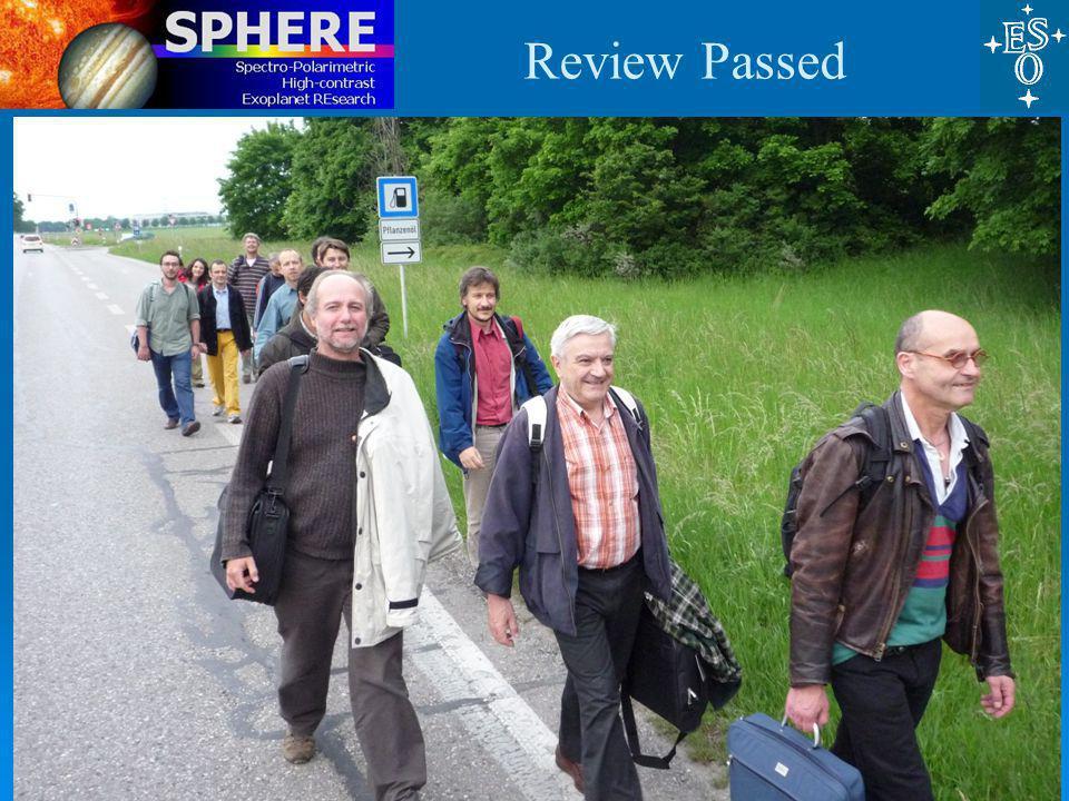 ESO, 27 Nov 09 37 Review Passed 37