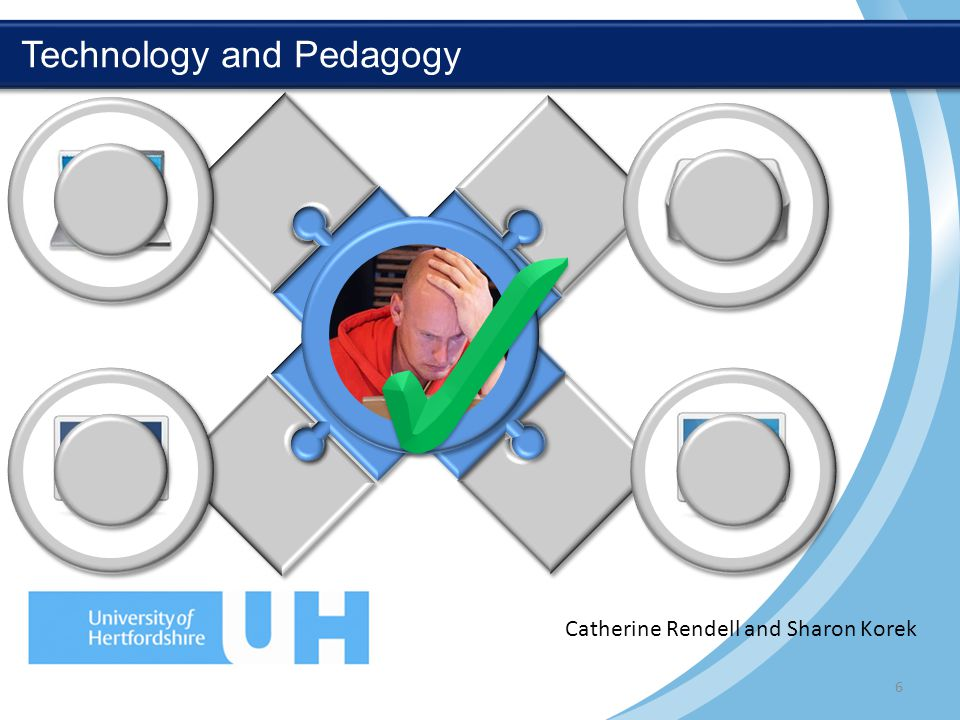 5 Technology and Pedagogy Catherine Rendell and Sharon Korek
