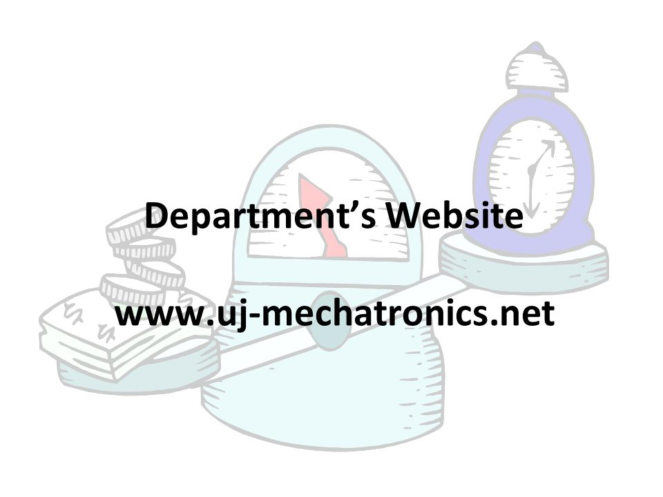 Home Welcome to UJ-Mechatronics, the website of the Mechatronics Engineering Department of the University of Jordan.