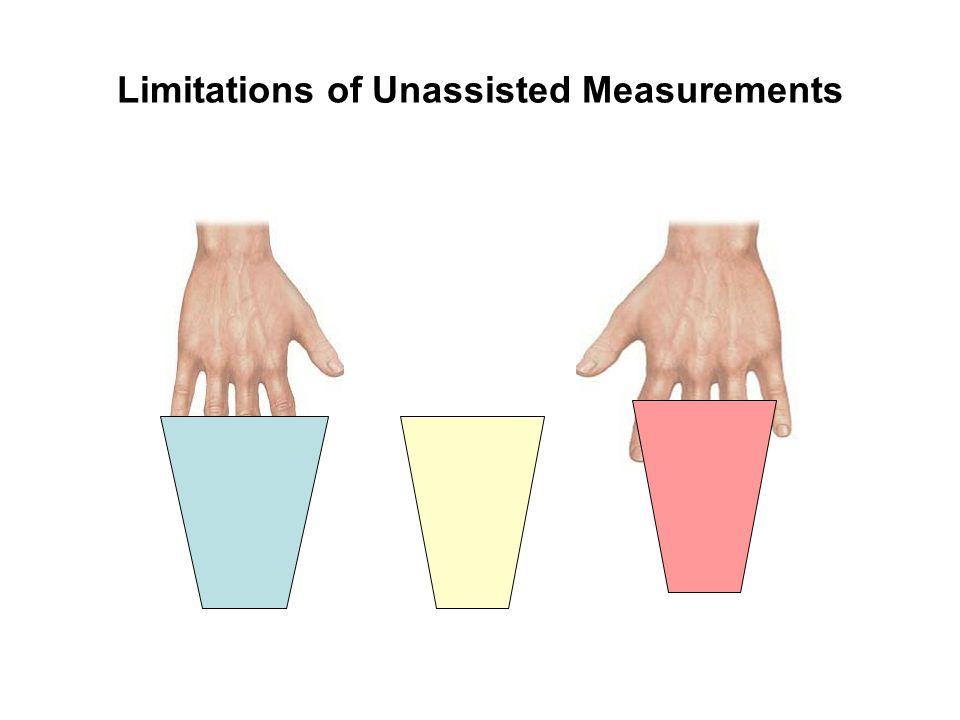 Examples Sensors Liquid Mercury Input: Temperature Output: Mercury volume Are these linear sensors.