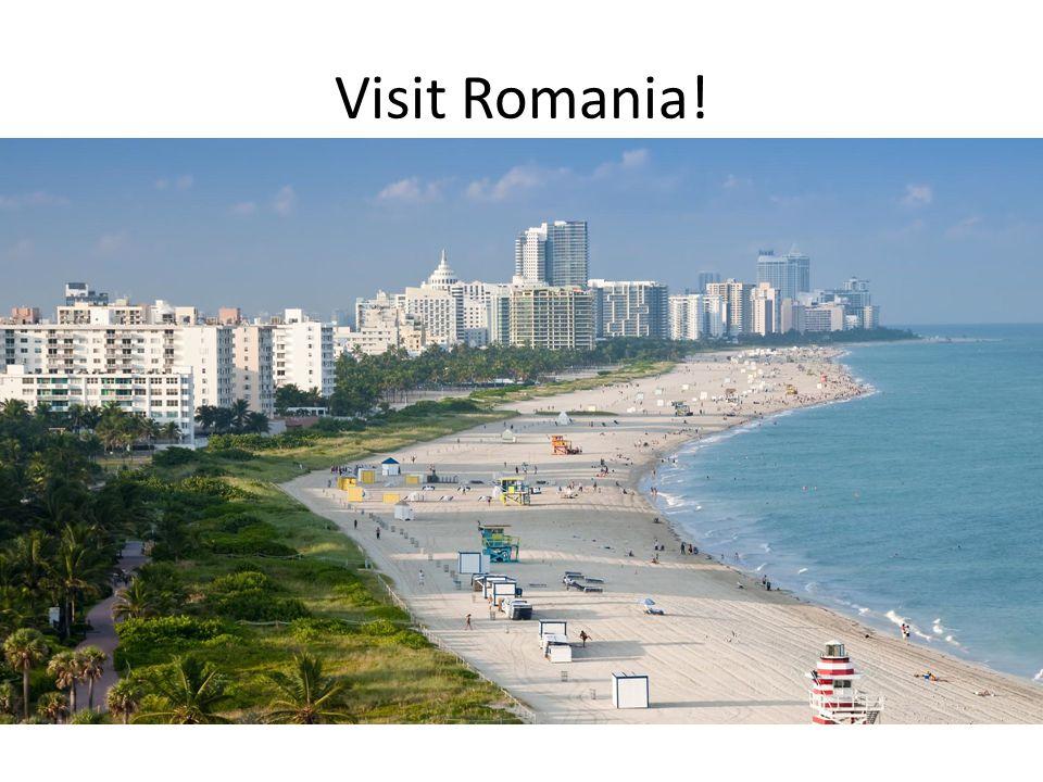 Visit Romania!