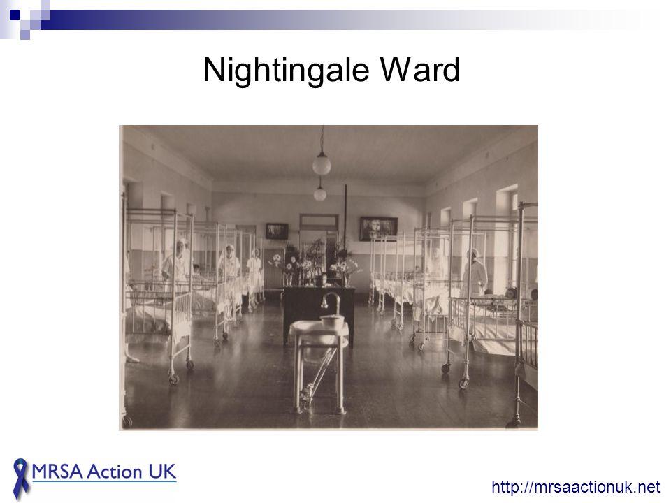 Nightingale Ward http://mrsaactionuk.net