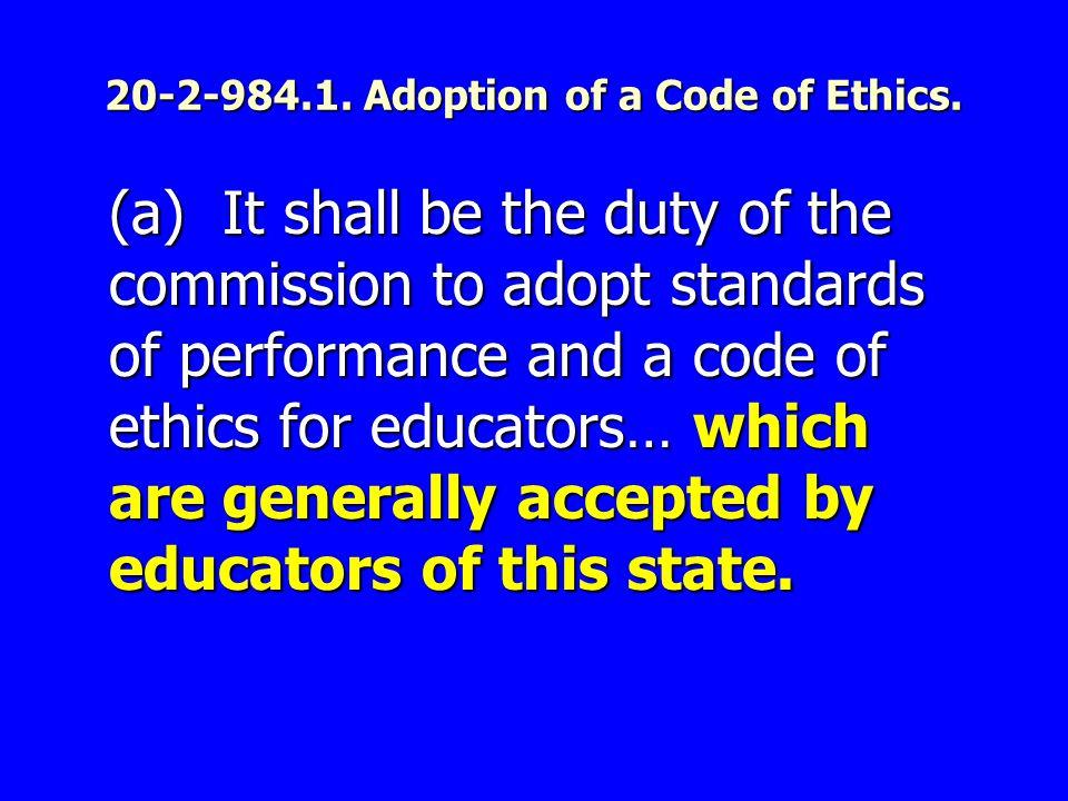 Professional Conduct Standard 10