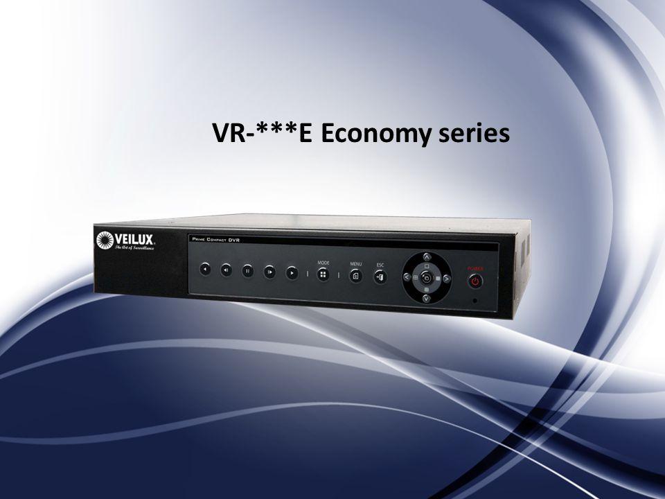 VR-***E Economy series