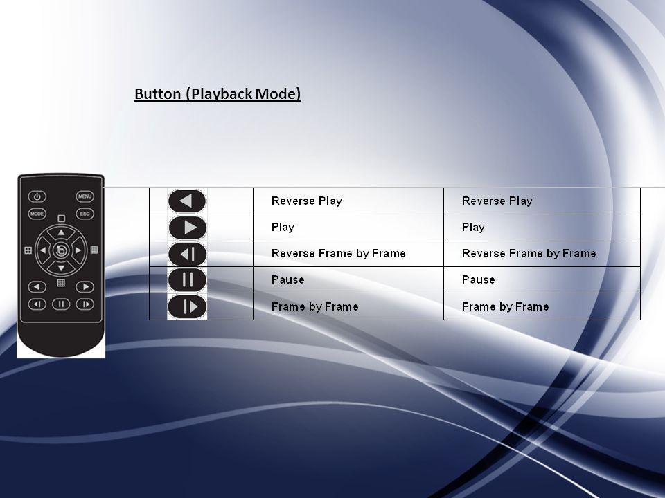 Button (Playback Mode)