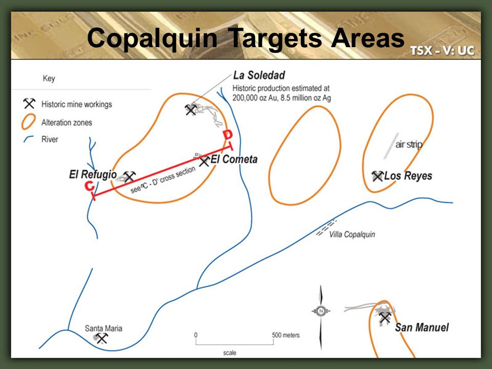 Copalquin Targets Areas