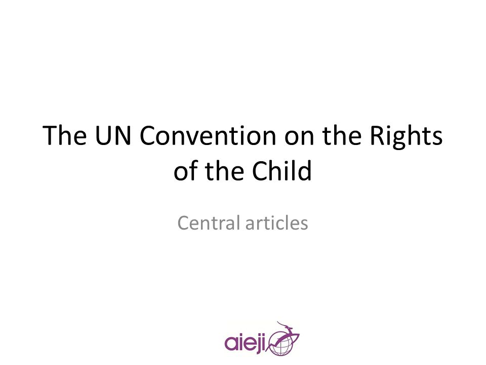 In the Universal Declaration on Human Rights it is stated: Motherhood and childhood are entitled to special care and assistance.