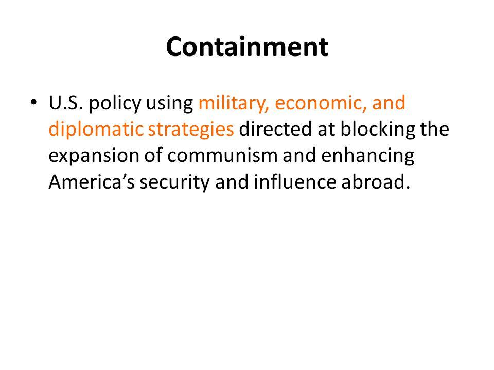Containment U.S.