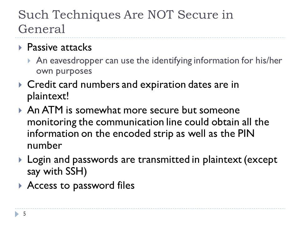 Public Key Certificates 36  Idea:  Bind the user's identity to his public key via his SSN, name, etc.