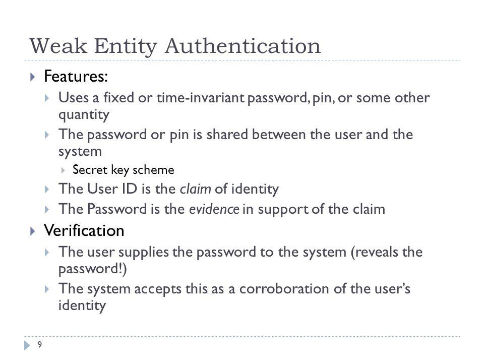 Key Exchange Using Public Keys 30 Alice Bob (1) Request (2) ID B || KU B (3) e KUB (ID A ||k s )