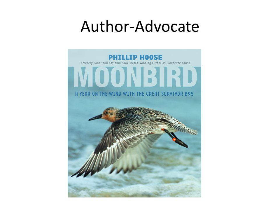 Author-Advocate