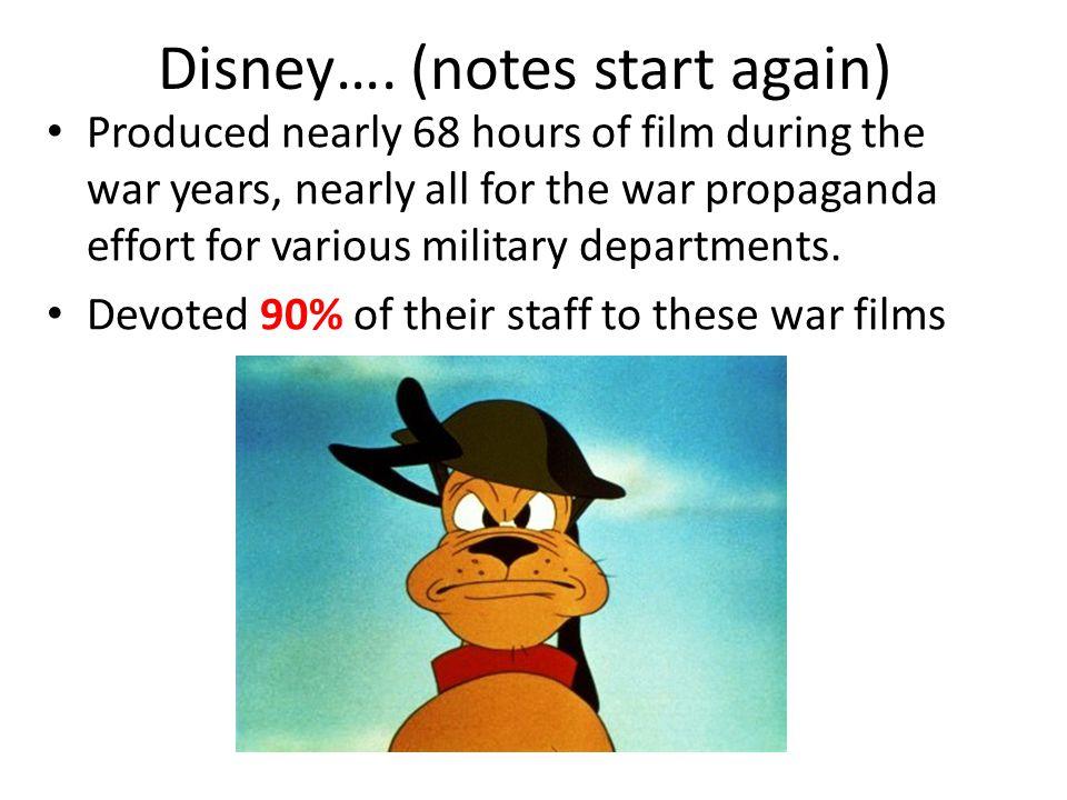 Disney….
