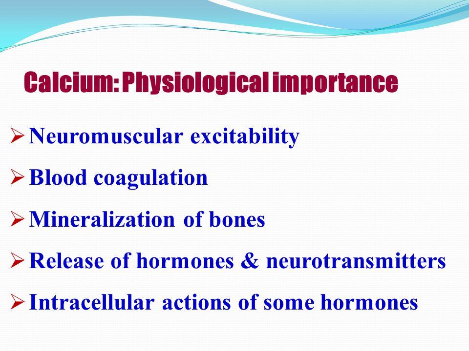Hypercalcemia: 2.
