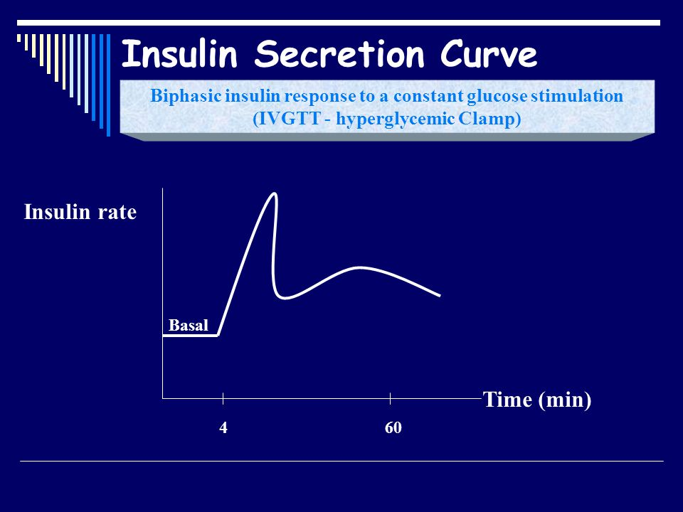INSULIN SECRETION GLUCOSE GK G-6-P PK PYRUVATES ATP Ca2+ DEPOLARIZATION + + + _ _ _ K + INSULIN Glu t 2 Blood Glucose